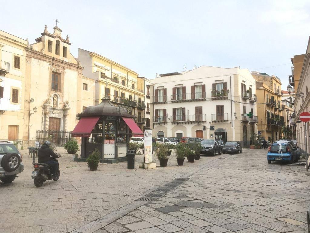 Appartamento in Affitto a Palermo Centro: 2 locali, 40 mq
