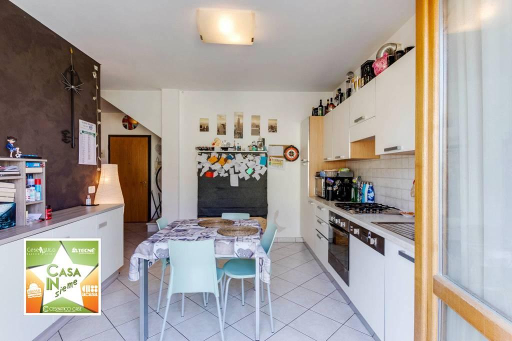 Appartamento in Vendita a Cesenatico Centro: 4 locali, 102 mq