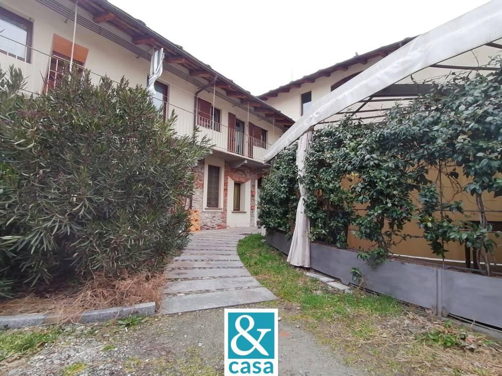 Appartamento in affitto a Cavour, 1 locali, prezzo € 220   CambioCasa.it