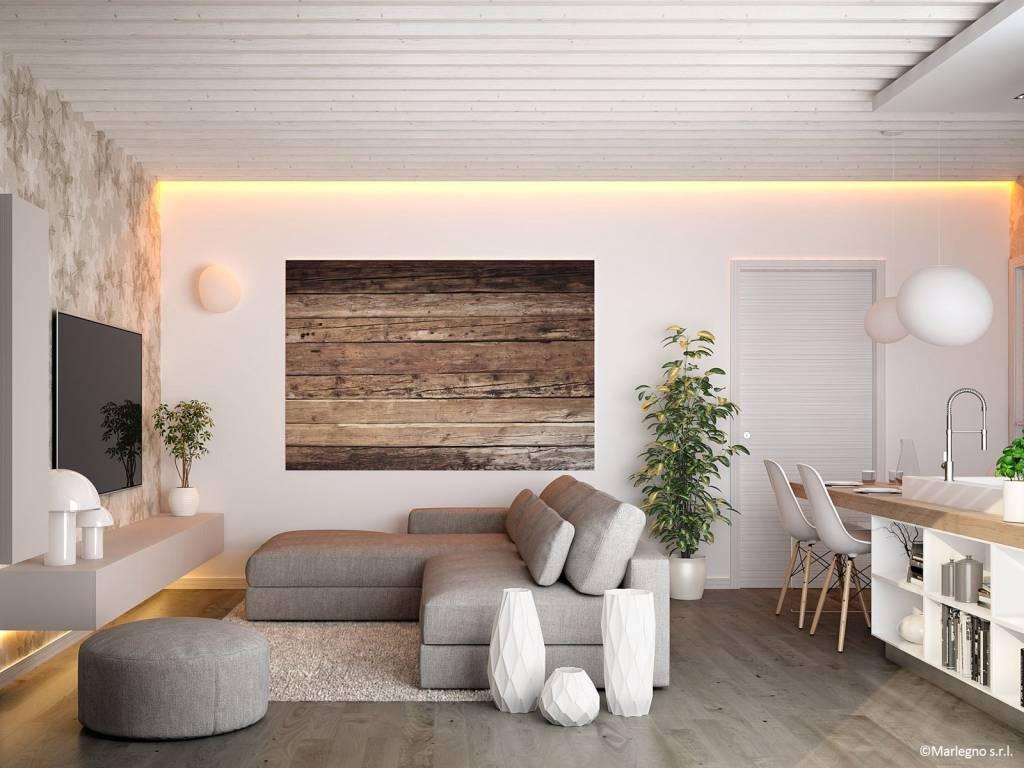 Villa in vendita a Villa di Serio, 4 locali, prezzo € 170.000 | PortaleAgenzieImmobiliari.it