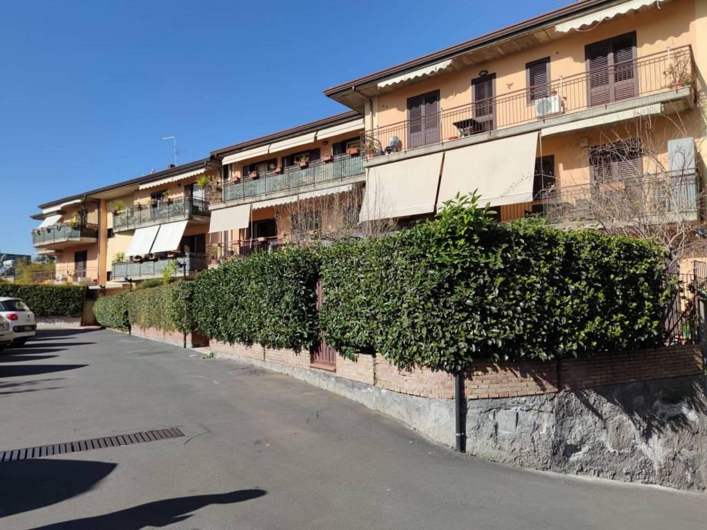 Appartamento in Vendita a San Gregorio Di Catania Centro: 2 locali, 65 mq