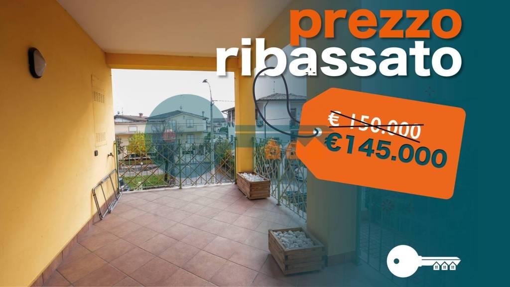 Appartamento in vendita a Ghedi, 5 locali, prezzo € 145.000 | PortaleAgenzieImmobiliari.it