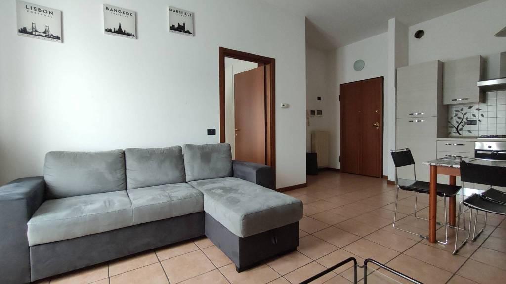 Appartamento in vendita a Ranica, 2 locali, prezzo € 90.000 | PortaleAgenzieImmobiliari.it