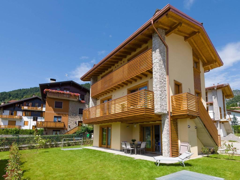 Appartamento in vendita a Castione della Presolana, 3 locali, prezzo € 168.000 | PortaleAgenzieImmobiliari.it