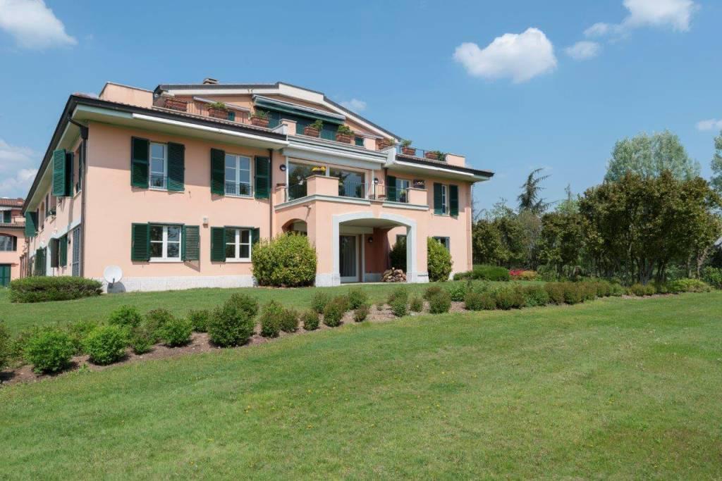 Appartamento in vendita a Solbiate Olona, 6 locali, prezzo € 1.800.000 | PortaleAgenzieImmobiliari.it