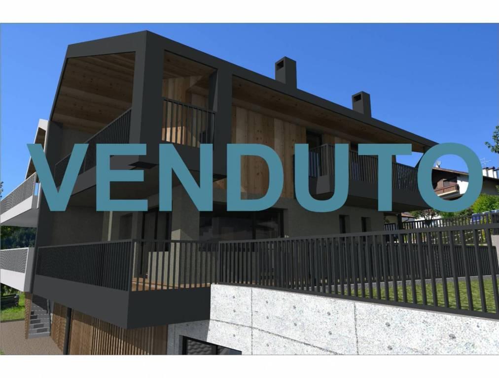 Casa indipendente in Vendita a Tesero Centro: 4 locali, 156 mq