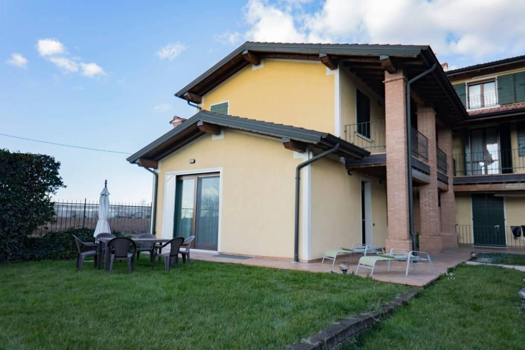Soluzione Indipendente in vendita a Ghedi, 4 locali, prezzo € 267.000   PortaleAgenzieImmobiliari.it