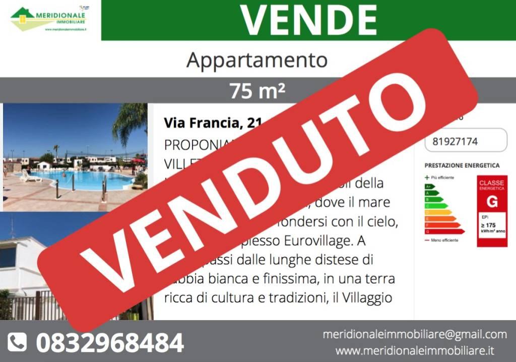 Appartamento in vendita a Porto Cesareo, 5 locali, prezzo € 130.000 | PortaleAgenzieImmobiliari.it