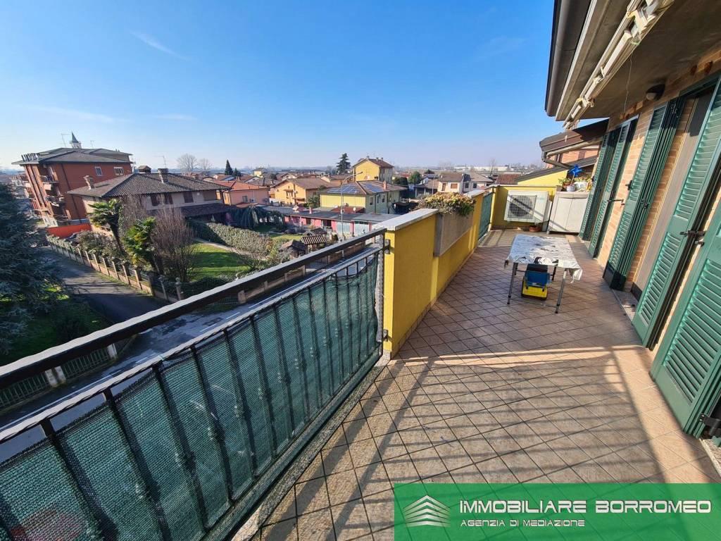 Appartamento in vendita a Mulazzano, 3 locali, prezzo € 139.000   PortaleAgenzieImmobiliari.it