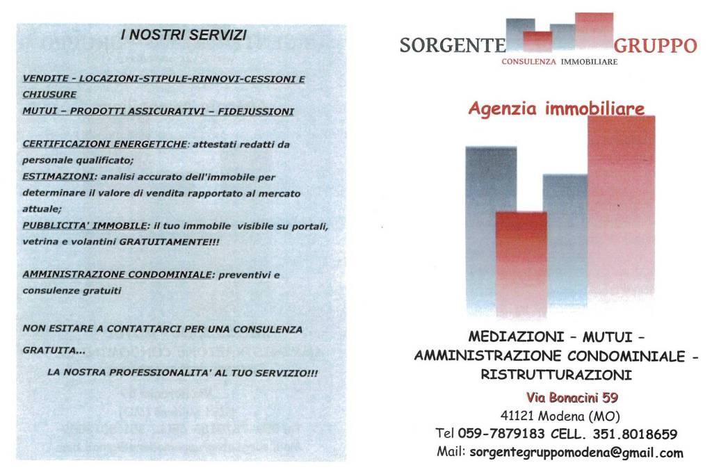 Appartamento in Vendita a Modena Periferia Nord: 3 locali, 139 mq