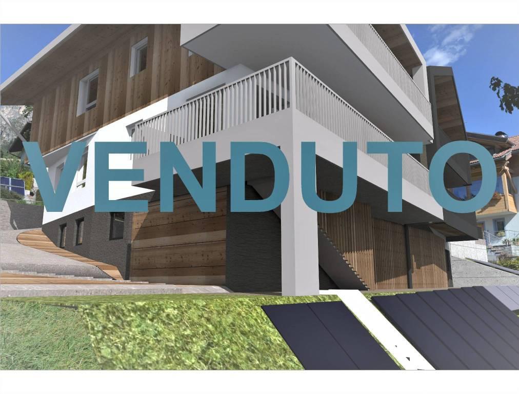 Appartamento in Vendita a Tesero Centro: 4 locali, 170 mq
