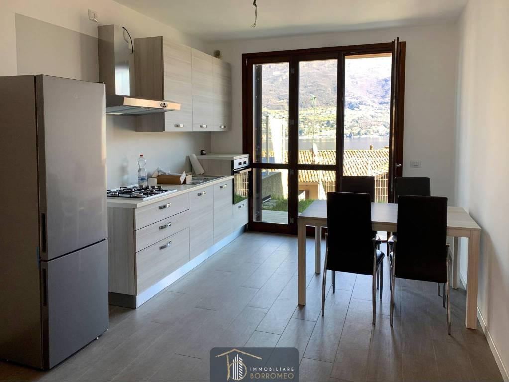 Appartamento in vendita a Oliveto Lario, 2 locali, prezzo € 125.000 | CambioCasa.it