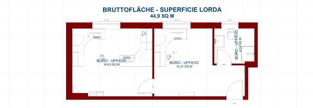 Negozio / Locale in vendita a Bolzano, 2 locali, prezzo € 250.000 | PortaleAgenzieImmobiliari.it