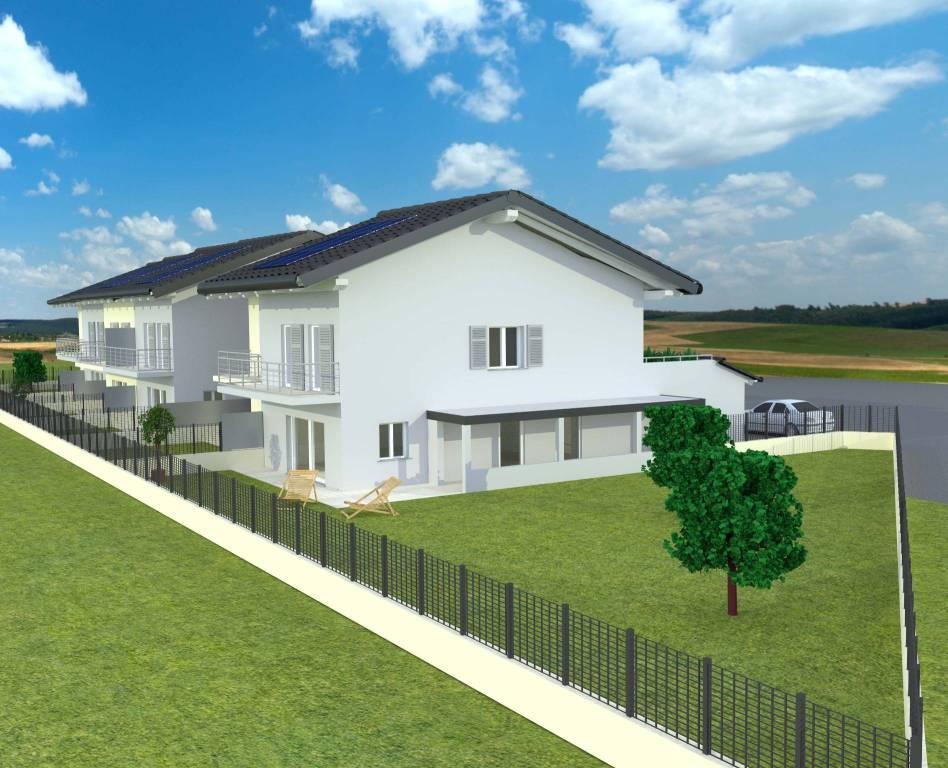 Villa in vendita a Bernezzo, 5 locali, prezzo € 250.000 | PortaleAgenzieImmobiliari.it