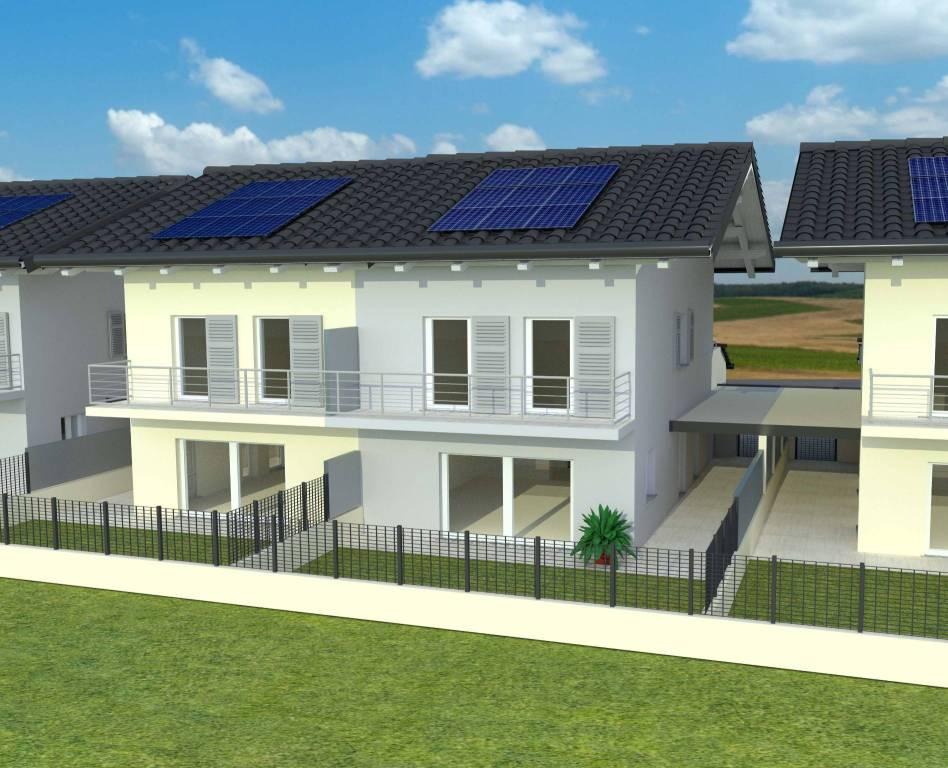 Villa in vendita a Bernezzo, 5 locali, prezzo € 220.000 | PortaleAgenzieImmobiliari.it