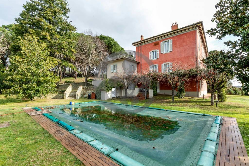 Attico / Mansarda in vendita a Loro Ciuffenna, 3 locali, prezzo € 380.000   PortaleAgenzieImmobiliari.it
