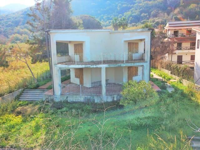 Villa Eoliana in vendita Costa Degli Dei Tropea