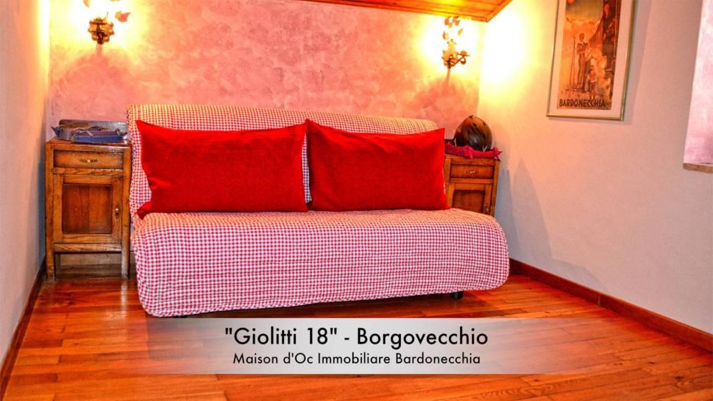 Attico / Mansarda in vendita a Bardonecchia, 2 locali, prezzo € 68.000   PortaleAgenzieImmobiliari.it