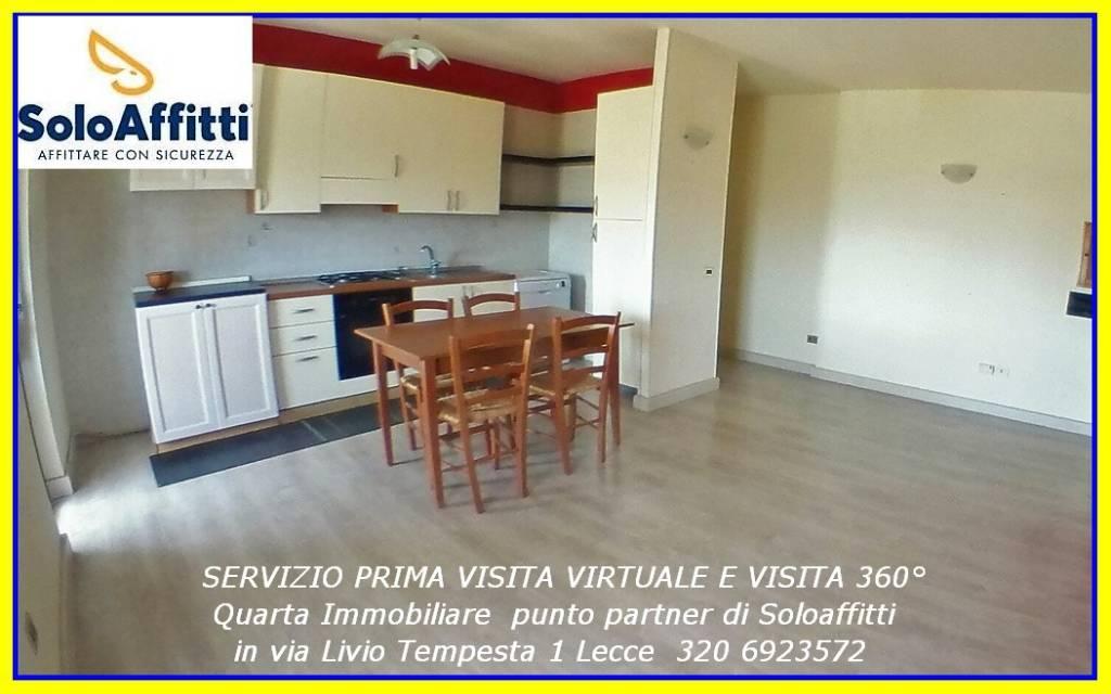 Appartamento in Affitto a Lecce Semicentro: 3 locali, 94 mq
