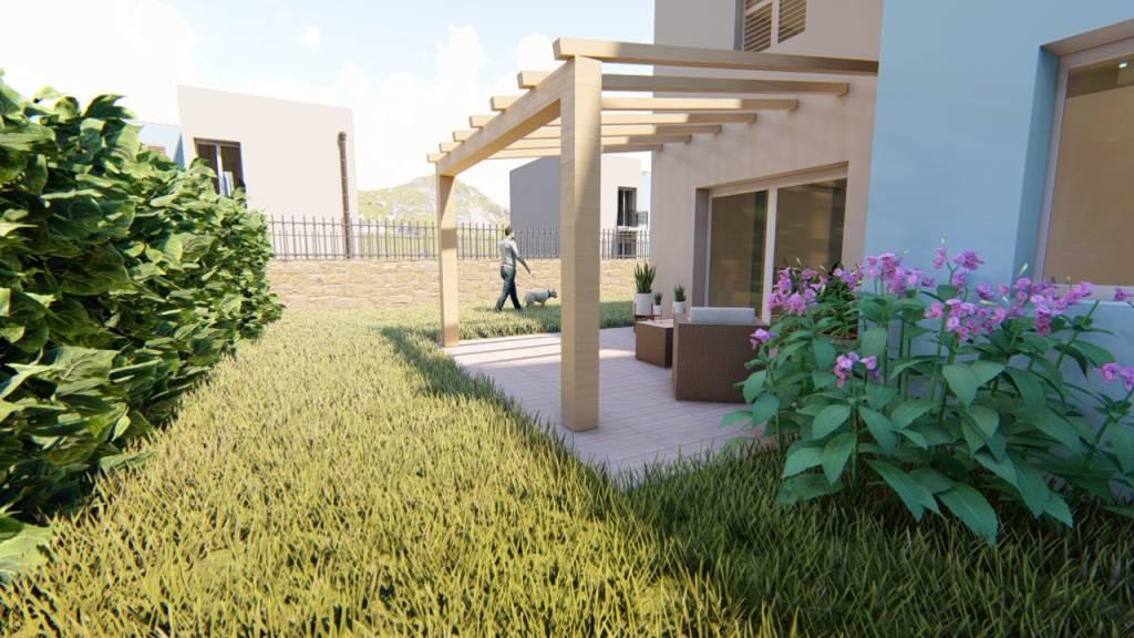 Villa a Schiera in vendita a Terrasini, 3 locali, prezzo € 230.000 | CambioCasa.it