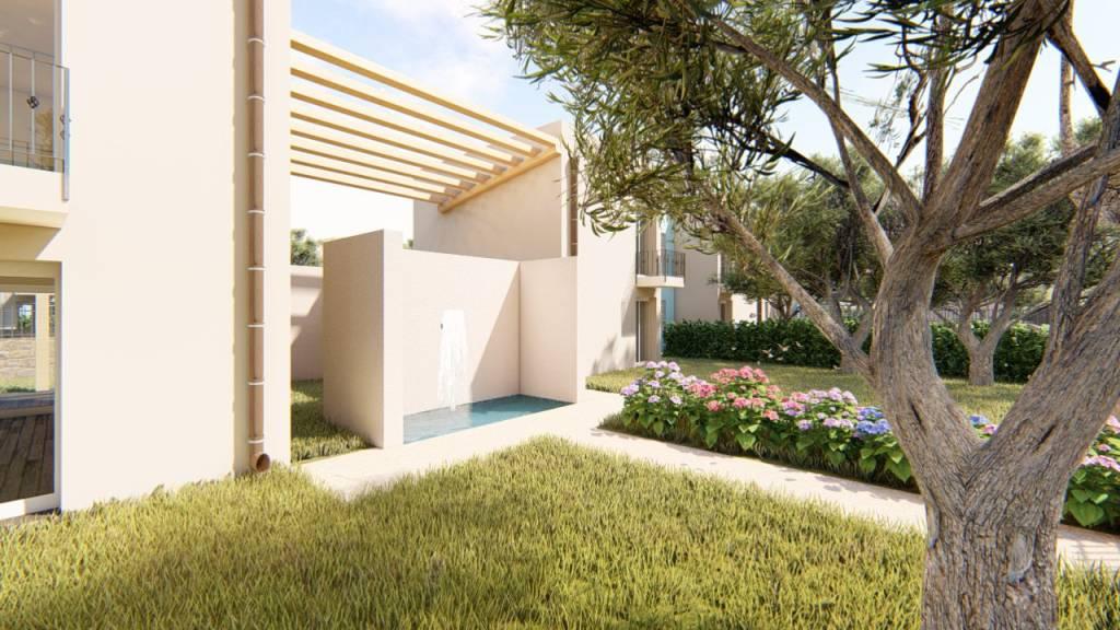 Villa a Schiera in vendita a Terrasini, 2 locali, prezzo € 225.000 | CambioCasa.it