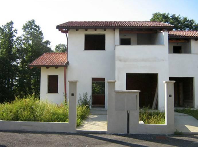 Villa a Schiera in vendita a Tassarolo, 4 locali, prezzo € 130.000 | CambioCasa.it