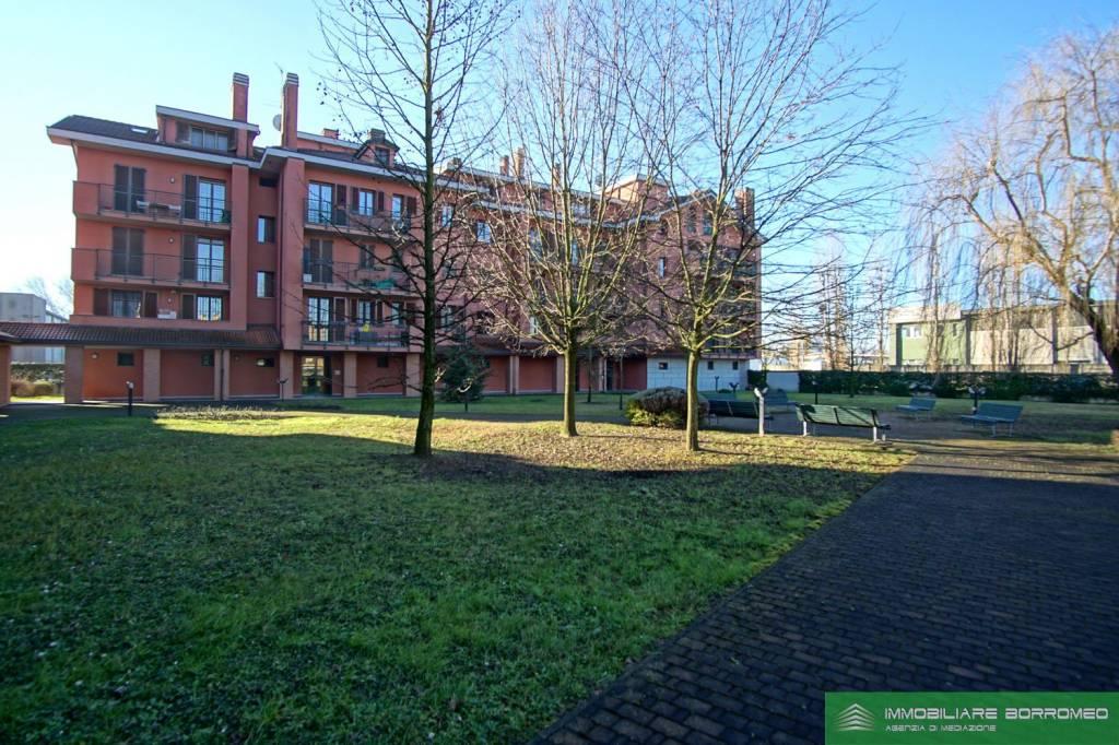 Appartamento in vendita a Tribiano, 2 locali, prezzo € 75.000 | PortaleAgenzieImmobiliari.it