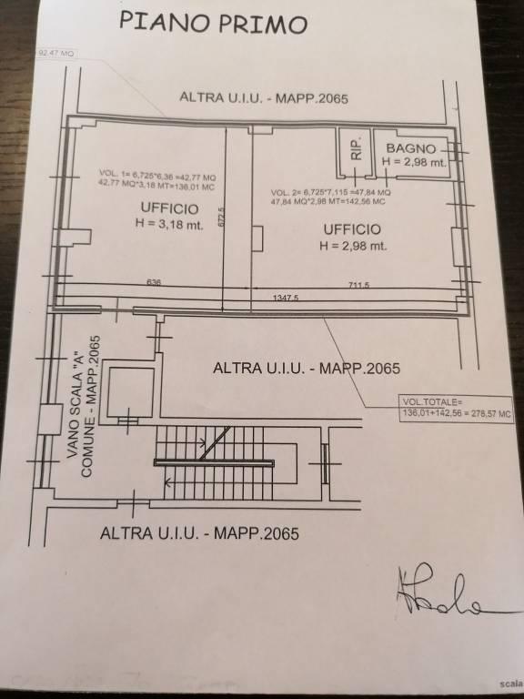 Ufficio / Studio in affitto a Cuneo, 1 locali, prezzo € 500 | CambioCasa.it
