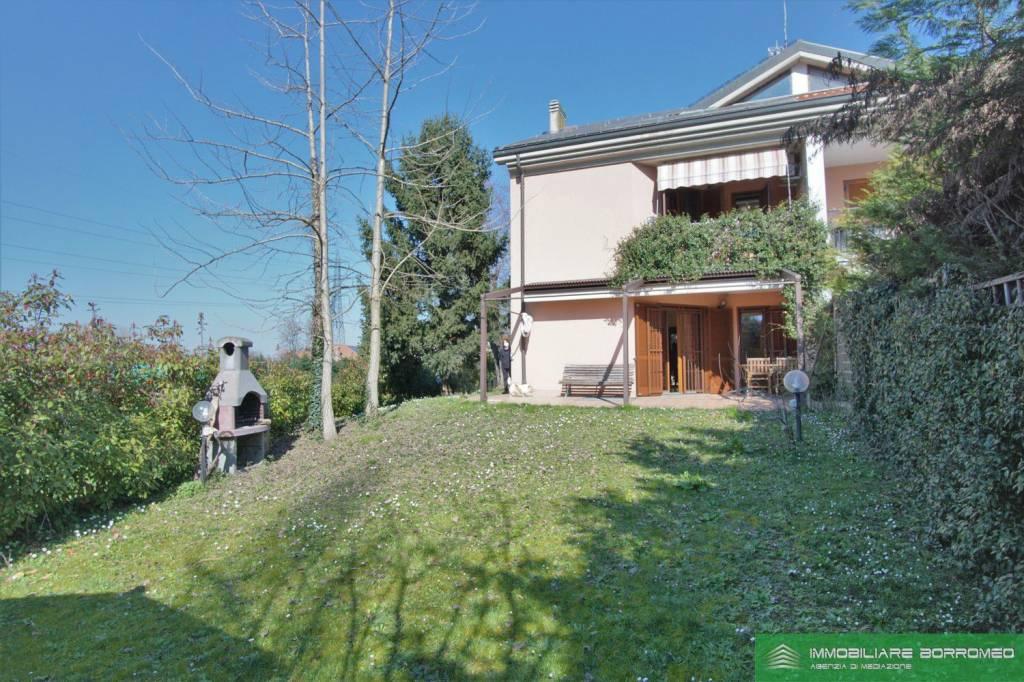 Villa in vendita a Mediglia, 6 locali, prezzo € 420.000 | PortaleAgenzieImmobiliari.it