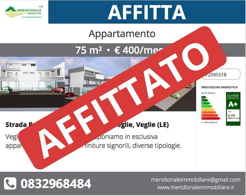 Appartamento in affitto a Veglie, 4 locali, prezzo € 400 | CambioCasa.it