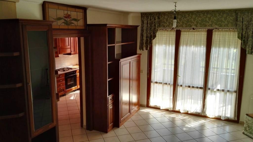 Appartamento in buone condizioni arredato in affitto Rif. 8155221
