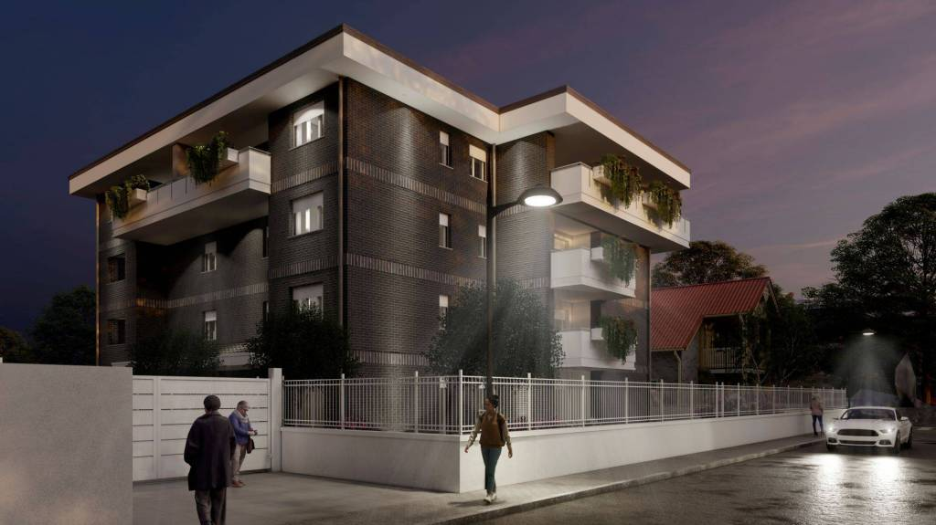 Attico / Mansarda in vendita a Cesano Maderno, 4 locali, prezzo € 460.000 | PortaleAgenzieImmobiliari.it
