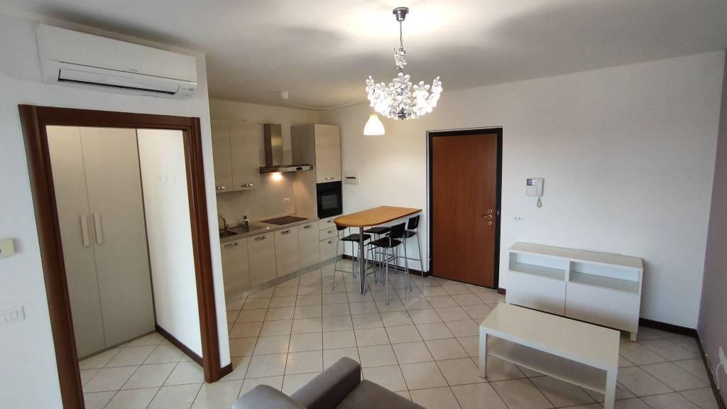 Appartamento in affitto a Pregnana Milanese, 1 locali, prezzo € 490 | CambioCasa.it
