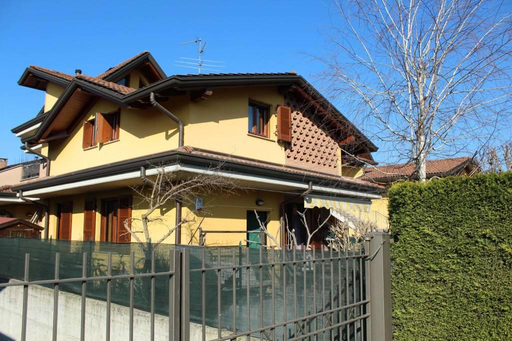 Appartamento in vendita a Brignano Gera d'Adda, 4 locali, prezzo € 169.000   PortaleAgenzieImmobiliari.it