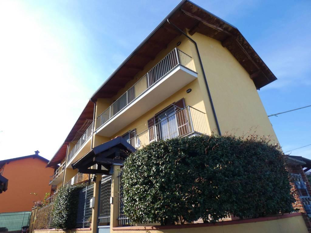 Villa a Schiera in vendita a Rocca Canavese, 7 locali, prezzo € 139.000 | PortaleAgenzieImmobiliari.it