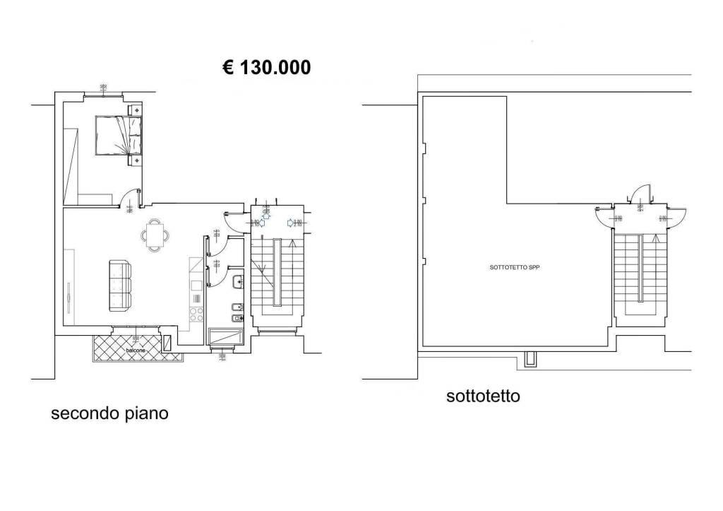 Appartamento in Vendita a Melzo