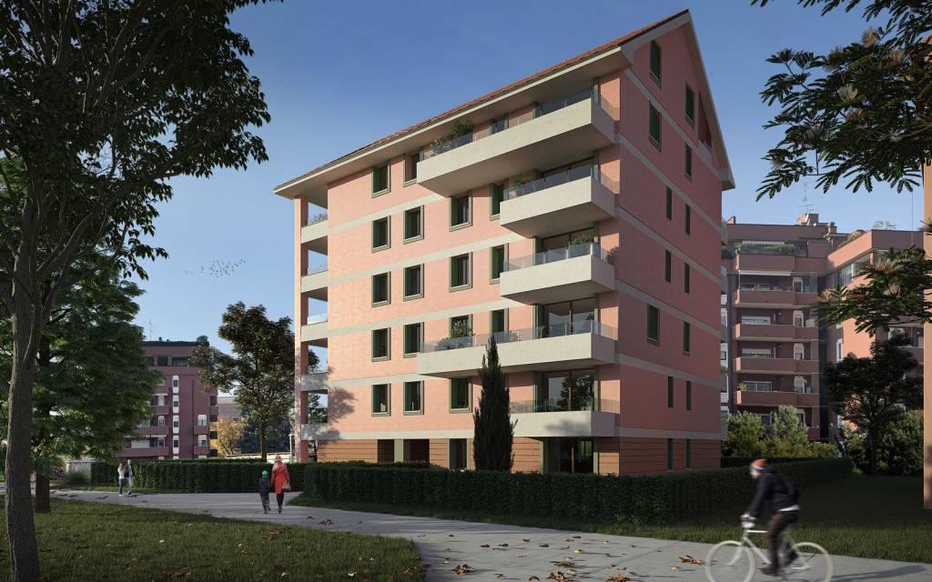 Appartamento in vendita a Monza, 2 locali, zona Zona: 5 . San Carlo, San Giuseppe, San Rocco, prezzo € 250.800 | CambioCasa.it