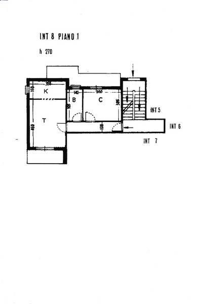 Appartamento in vendita a Neirone, 2 locali, prezzo € 30.000 | PortaleAgenzieImmobiliari.it