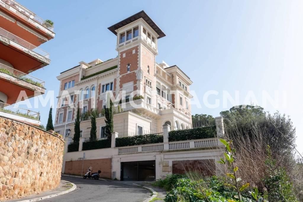 Appartamento in vendita a Roma, 10 locali, zona Zona: 2 . Flaminio, Parioli, Pinciano, Villa Borghese, Trattative riservate | CambioCasa.it