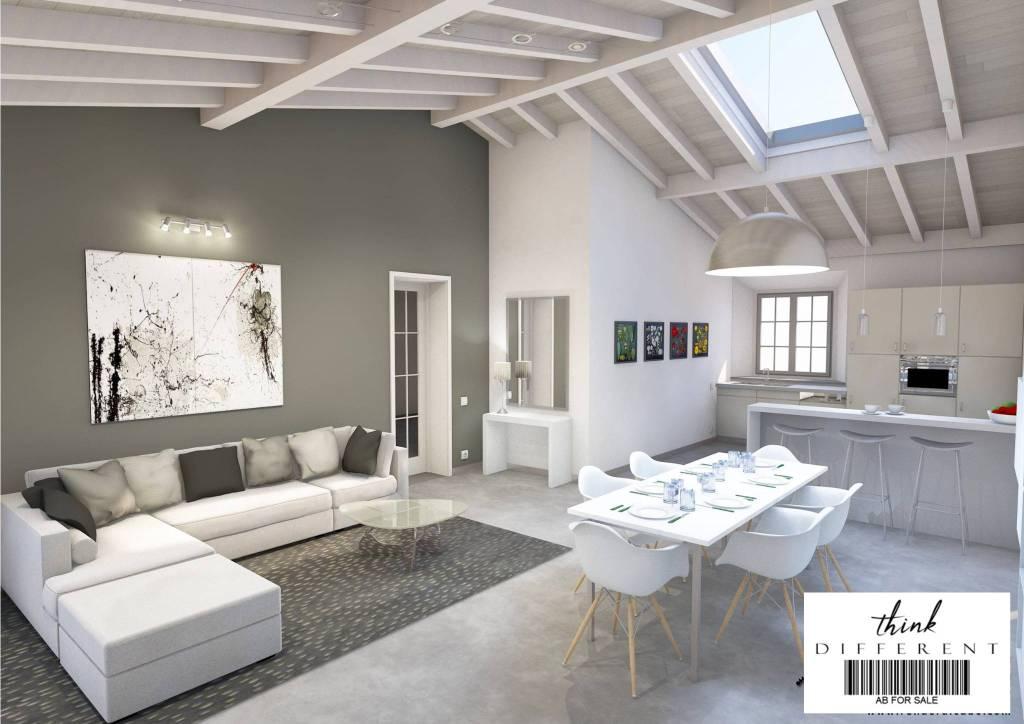 Attico / Mansarda in vendita a Bologna, 4 locali, zona Centro Storico, prezzo € 500.000 | PortaleAgenzieImmobiliari.it