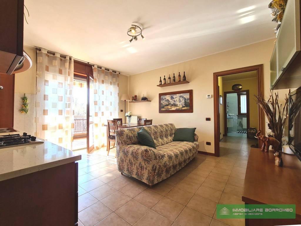 Appartamento in vendita a Tribiano, 3 locali, prezzo € 155.000 | PortaleAgenzieImmobiliari.it