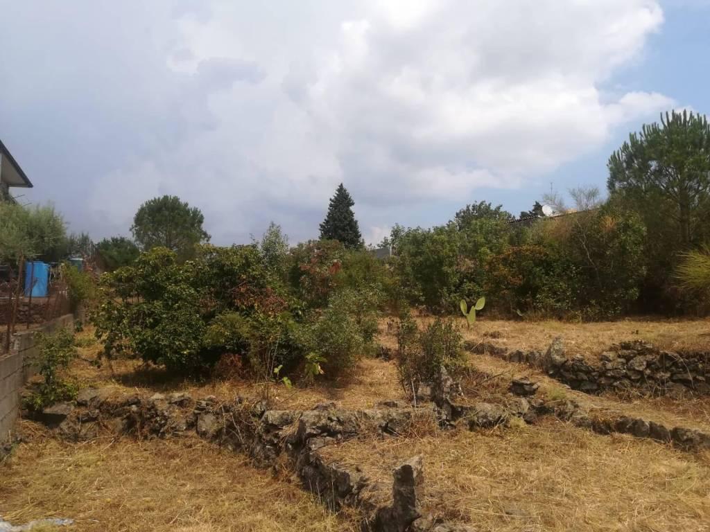 Terreno Edificabile Residenziale in Vendita a Pedara
