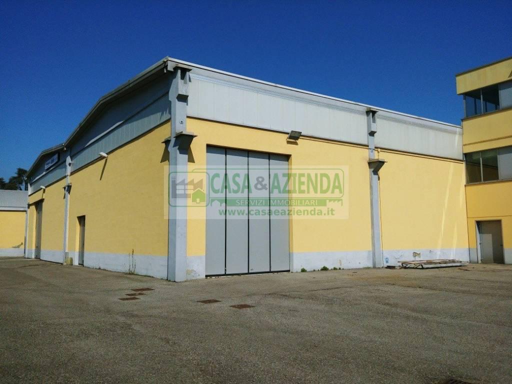 Capannone in vendita a Vimodrone, 1 locali, prezzo € 425.000 | CambioCasa.it