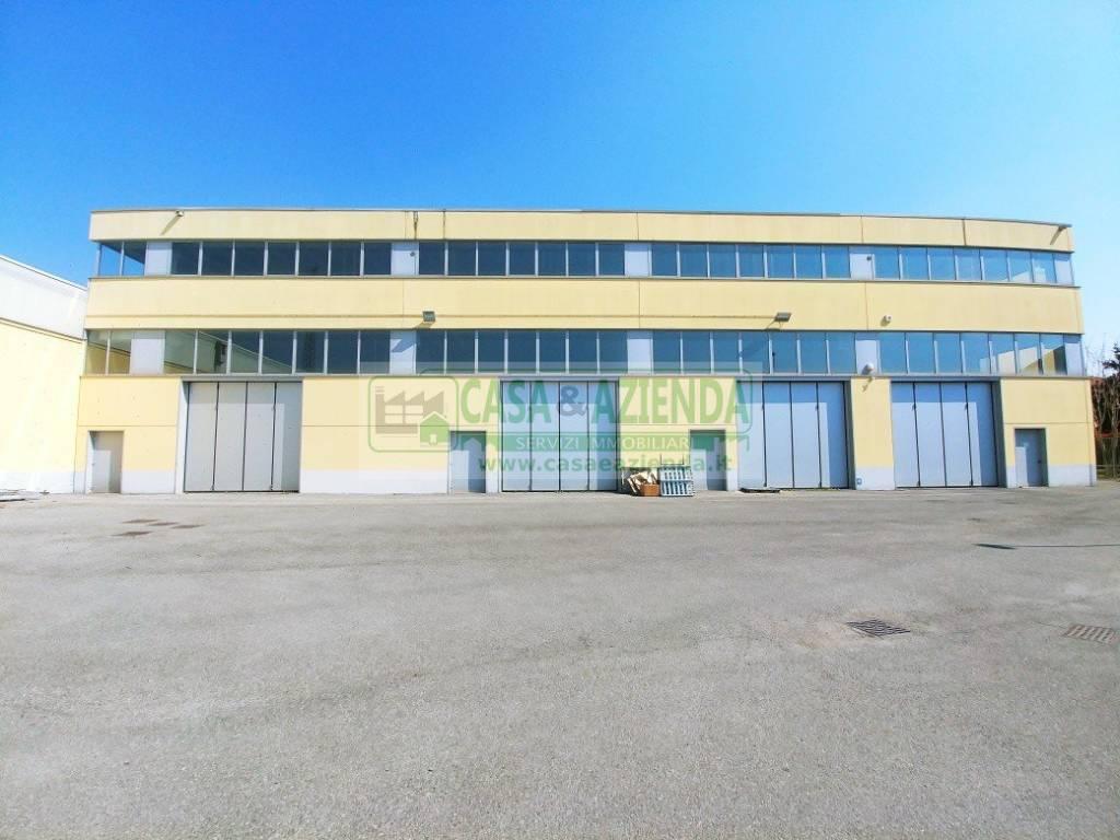 Capannone in vendita a Vimodrone, 1 locali, prezzo € 214.000 | CambioCasa.it