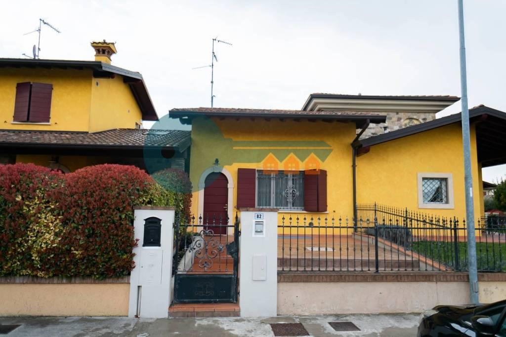 Villa a Schiera in vendita a Ghedi, 4 locali, prezzo € 189.900   PortaleAgenzieImmobiliari.it