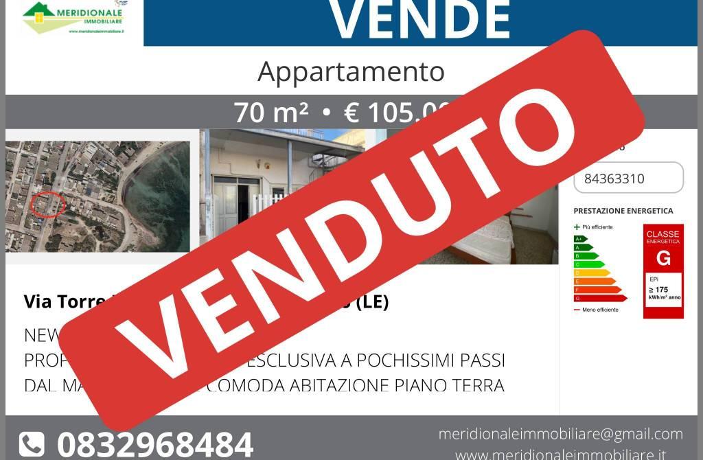 Appartamento in vendita a Porto Cesareo, 4 locali, prezzo € 115.000   PortaleAgenzieImmobiliari.it