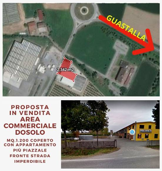Capannone in vendita a Dosolo, 9999 locali, prezzo € 200.000   PortaleAgenzieImmobiliari.it