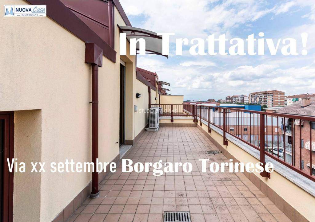 Attico / Mansarda in vendita a Borgaro Torinese, 5 locali, prezzo € 369.000 | CambioCasa.it