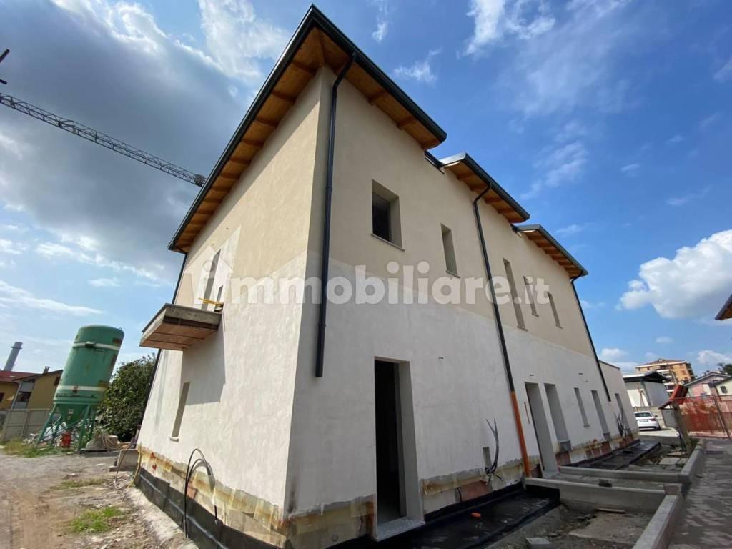 Attico / Mansarda in vendita a Carnate, 3 locali, prezzo € 159.000   PortaleAgenzieImmobiliari.it