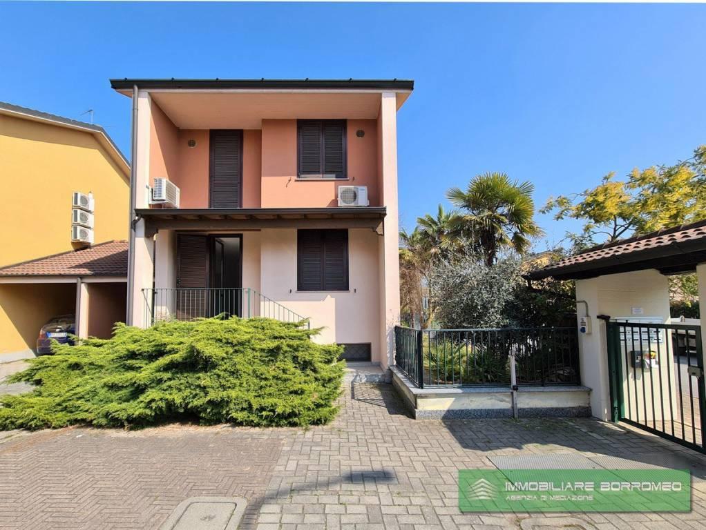 Villa in vendita a Tribiano, 5 locali, prezzo € 335.000 | PortaleAgenzieImmobiliari.it
